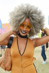 All Of The Glorious Curls, Coils and Kinks Spotted at Coachella 2017