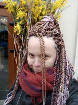 сенегальские косы